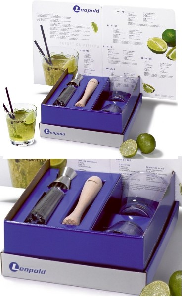 coffret set de bar caipirinha mojito leopold 00779 717 detacabaco decoration table. Black Bedroom Furniture Sets. Home Design Ideas