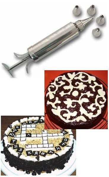 seringue pour d cors de gateaux id5100 600 detacabaco decoration table cadeaux bar. Black Bedroom Furniture Sets. Home Design Ideas